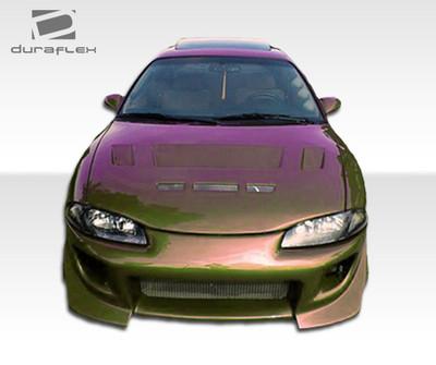 Mitsubishi Eclipse Blits Duraflex Front Body Kit Bumper 1997-1999