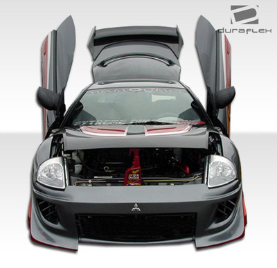 Mitsubishi Eclipse Blits Duraflex Front Body Kit Bumper 2000-2005