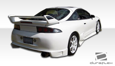 Mitsubishi Eclipse Blits Duraflex Rear Body Kit Bumper 1995-1999
