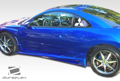 Mitsubishi Eclipse Bomber Duraflex Side Skirts Body Kit 2000-2005