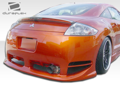 Mitsubishi Eclipse Demon Duraflex Rear Body Kit Bumper 2006-2012