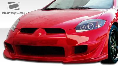 Mitsubishi Eclipse Eternity Duraflex Front Body Kit Bumper 2006-2012