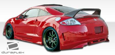 Mitsubishi Eclipse Eternity Duraflex Rear Body Kit Bumper 2006-2012