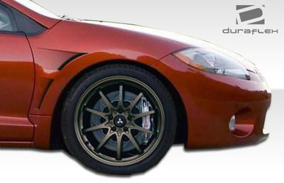 Mitsubishi Eclipse GT Concept Duraflex Body Kit- Fenders 2006-2012