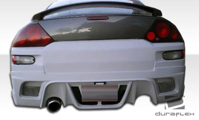 Mitsubishi Eclipse K-1 Duraflex Rear Body Kit Bumper 2000-2005