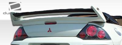 Mitsubishi Eclipse Shine Duraflex Body Kit-Wing/Spoiler 2000-2005