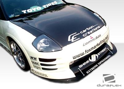 Mitsubishi Eclipse Shine Duraflex Front Bumper Lip Body Kit 2003-2005
