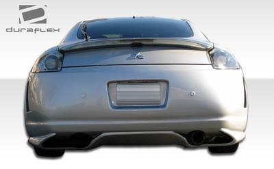 Mitsubishi Eclipse Spirit Duraflex Rear Body Kit Bumper 2006-2012