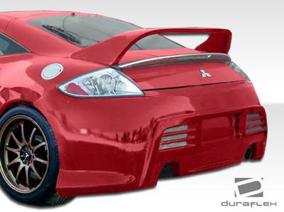 Mitsubishi Eclipse XGT Duraflex Rear Body Kit Bumper 2006-2012