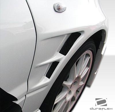Mitsubishi Evolution C-Speed Duraflex Body Kit- Fenders 2003-2006