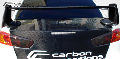 Mitsubishi Evolution GT Concept Duraflex Body Kit-Wing/Spoiler 2008-2014