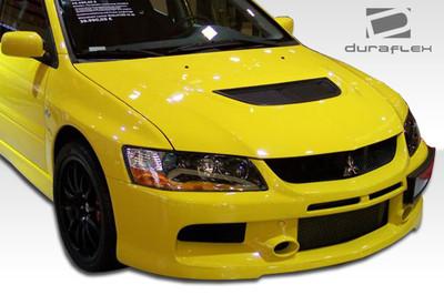 Mitsubishi Evolution MR Edition Duraflex Front Body Kit Bumper 2003-2006
