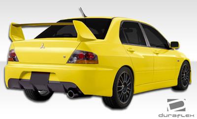 Mitsubishi Evolution MR Edition Duraflex Rear Body Kit Bumper 2003-2006