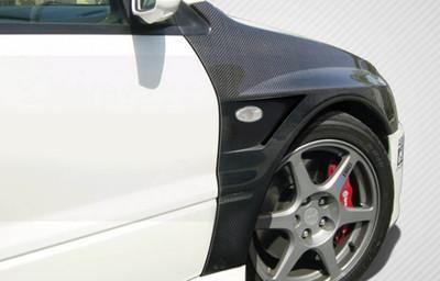 Mitsubishi Evolution OEM Carbon Fiber Creations Body Kit- Fenders 2003-2006