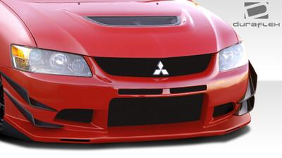 Mitsubishi Evolution VT-X Duraflex Front Body Kit Bumper 2003-2006