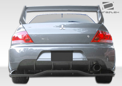 Mitsubishi Evolution VT-X Duraflex Rear Diffuser 2003-2006