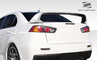 Mitsubishi Lancer Evo X Look Duraflex Body Kit-Wing/Spoiler 2008-2015