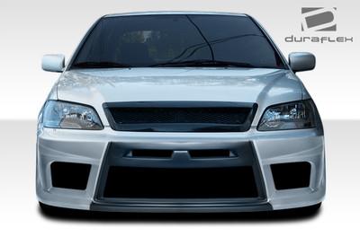 Mitsubishi Lancer Evo X Look Duraflex Front Body Kit Bumper 2002-2003