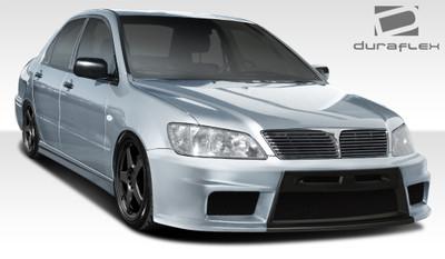 Mitsubishi Lancer Evo X Look Duraflex Full Body Kit 2002-2003