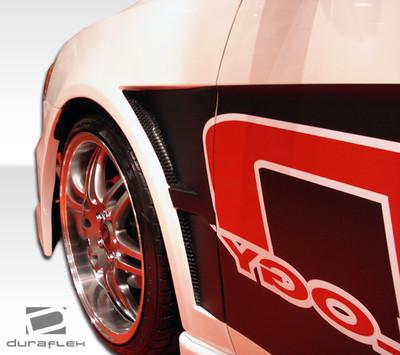 Mitsubishi Lancer GT Concept Duraflex Body Kit- Fenders 2008-2015