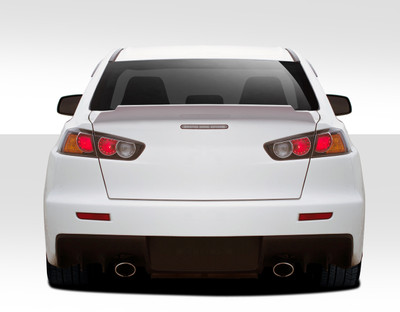 Mitsubishi Lancer GT Concept Duraflex Body Kit-Trunk/Hatch 2008-2015