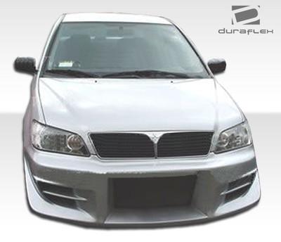 Mitsubishi Lancer Walker Duraflex Front Body Kit Bumper 2002-2003