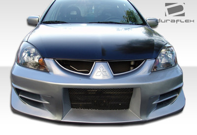 Mitsubishi Lancer Walker Duraflex Front Body Kit Bumper 2004-2007