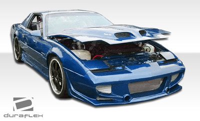 Pontiac Firebird Xtreme Duraflex Full Body Kit 1982-1992