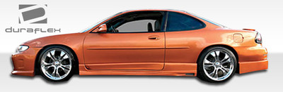 Pontiac Grand Prix 2DR F-1 Duraflex Side Skirts Body Kit 1997-2003
