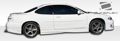 Pontiac Grand Prix 4DR Showoff 3 Duraflex Side Skirts Body Kit 1997-2003