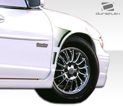 Pontiac Grand Prix GT Concept Duraflex Body Kit- Fenders 1997-2003