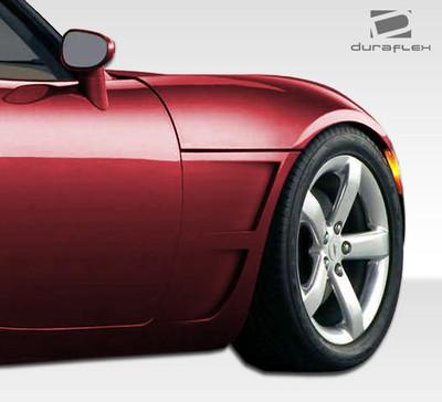 Pontiac Solstice GT Concept Duraflex Body Kit- Fenders 2006-2009