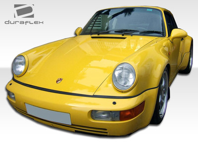 Porsche 964 Turbo Look Duraflex Front Body Kit Bumper 1989-1994