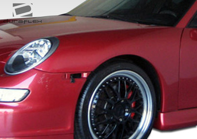 Porsche 996 GT-3 Duraflex Body Kit- Fenders 1999-2004