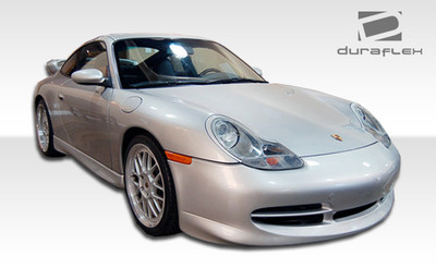 Porsche 996 GT-3 Duraflex Full 5 Pcs Body Kit 1999-2001