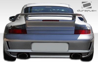 Porsche 996 GT-3 Duraflex Rear Body Kit Bumper 1999-2004