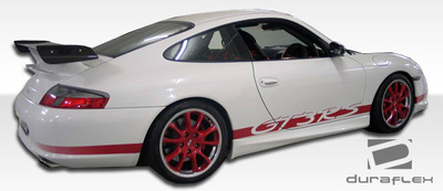 Porsche 996 GT-3 Duraflex Side Skirts Body Kit 1999-2004