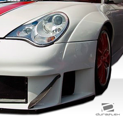 Porsche 996 GT3 RSR Duraflex Body Kit- Wide Fenders 2002-2004