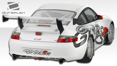 Porsche 996 GT3 RSR Duraflex Rear Wide Body Kit Bumper 2002-2004