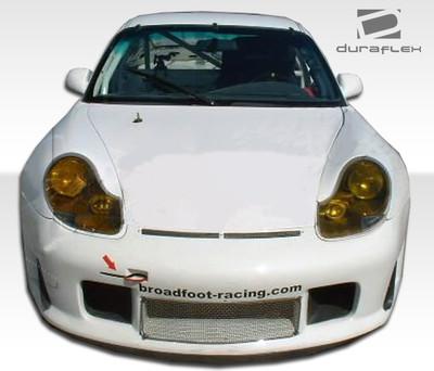 Porsche 996 GT3-R Duraflex Front Wide Body Kit Bumper 1999-2001