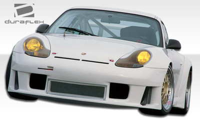 Porsche 996 GT3-R Duraflex Full Wide Body Kit 1999-2001
