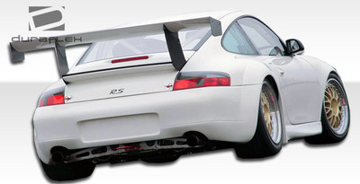 Porsche 996 GT3-R Duraflex Rear Wide Body Kit Bumper 1999-2001