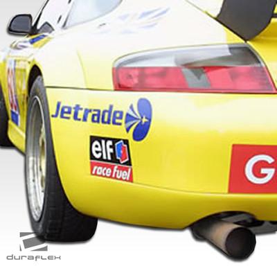 Porsche 996 GT3-R Duraflex Wide Fender Flares 1999-2001