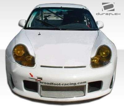 Porsche 996 GT3-R Duraflex Wide Front Bumper Lip Body Kit 1999-2001