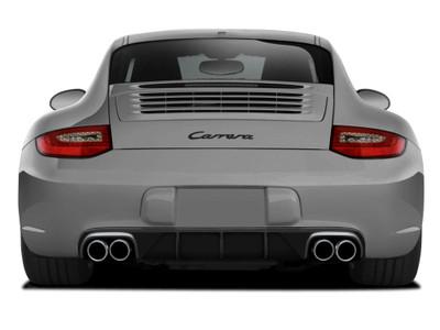 Porsche 997 AF-2 Aero Function (CFP) Rear Diffuser 2009-2011
