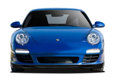 Porsche 997 AF-2 Aero Function (GFK) Front Add On Body Kit 2009-2011
