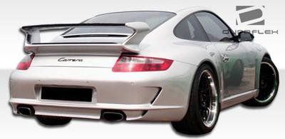 Porsche 997 GT-3 Duraflex Rear Body Kit Bumper 2005-2008