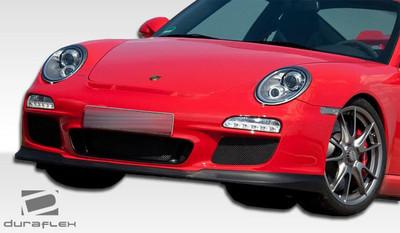 Porsche 997 GT3-V2 Duraflex Front Bumper Lip Body Kit 2005-2011