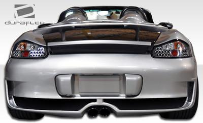 Porsche Boxster Maston Duraflex Rear Body Kit Bumper 1997-2004