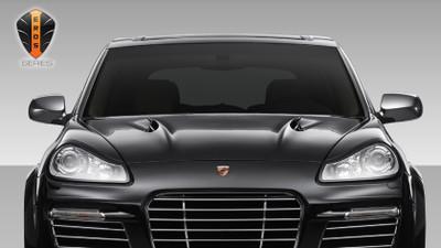 Porsche Cayenne Eros Version 1 Duraflex Body Kit- Hood 2003-2010